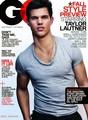 Taylor Lautner: GQ Stud - twilight-series photo