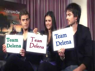 Team Delena :P