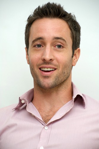 Alex O'Loughlin achtergrond titled The Back-Up Plan Promtional