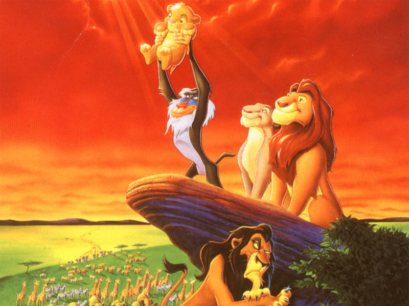 The Lion King - The Li...