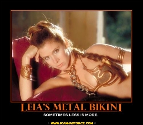 The Lust of Leia