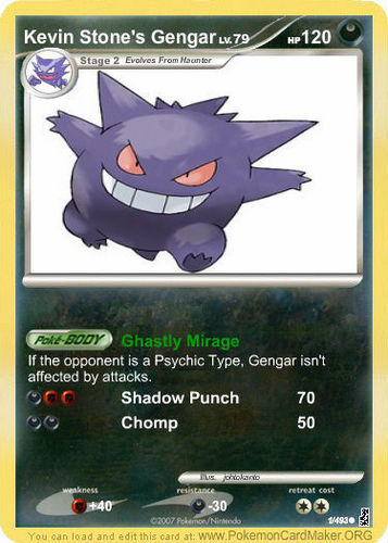 The MissingNo Mystery: Kevin Stone's Gengar
