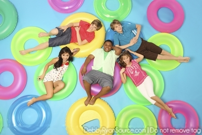 The Suite Life On Deck>Season 2>Promotional Photoshoot