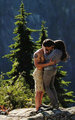 The TWiligth saga eclipse Jacob BElla kissing HQ HD pic - twilight-series photo