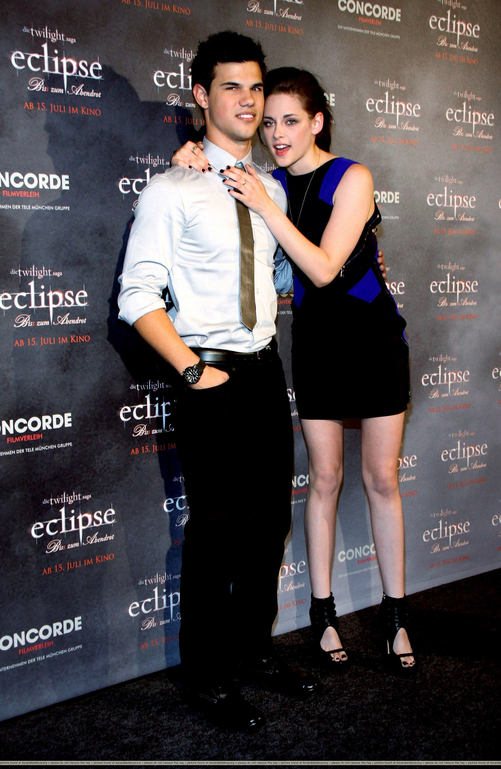 The Twilight Saga Eclipse Germany Photocall