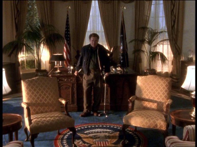 The West Wing- the pilot episode