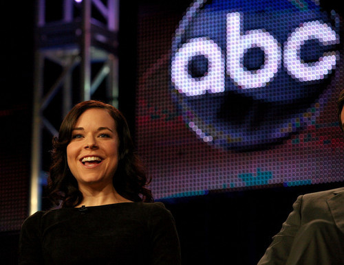 Tina @ ABC Winter TCA Tour - 2010
