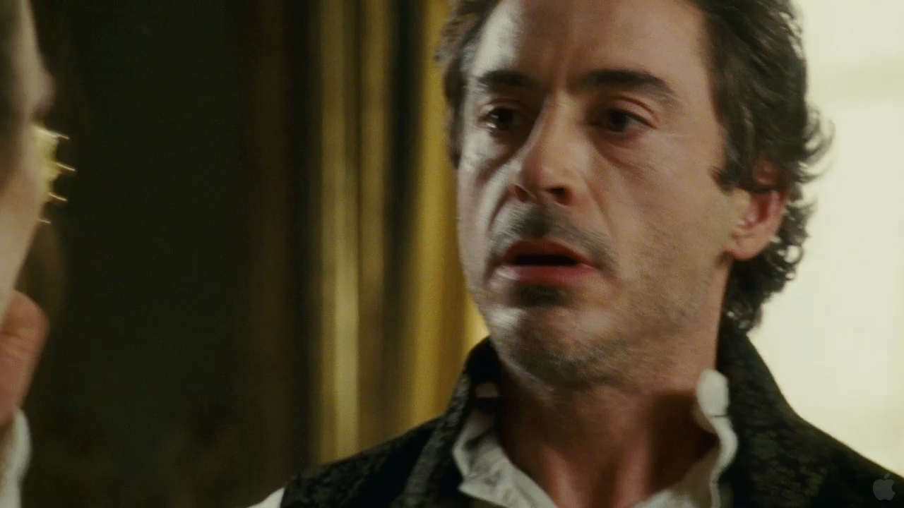 Trailer 1 - Robert Downey Jr. as Sherlock Holmes Image ...