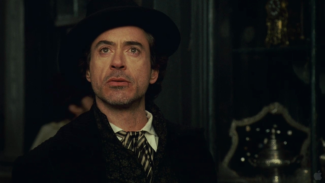 Robert Downey Jr. as Sherlock Holmes images Trailer 1 HD ...