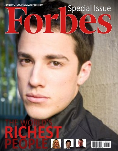 Tyler in Forbes