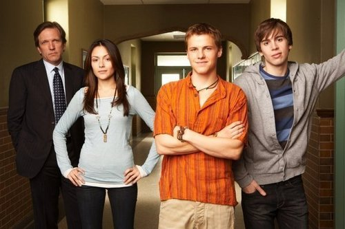 Uncle Bryan, Maggie, Henry, Jasper