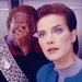 Worf and Jadzia - worf icon