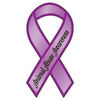 animal abuse awareness ribbon