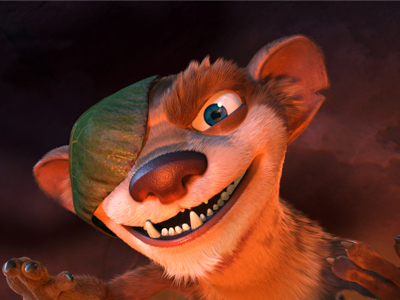 Ice Age 4: Continental Drift wallpaper called buck  2