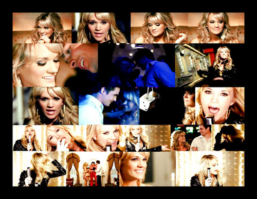 carrie Musica video picspam