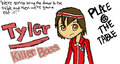 hahaha Tyler ^^ - total-drama-island fan art