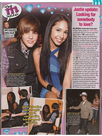 bieber jasmine villegas. and Jasmine Villegas Photo