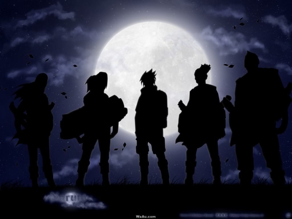 Naruto 20 Images Leaving For Good HD Wallpaper And Background Photos