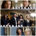 leverage - leverage fan art