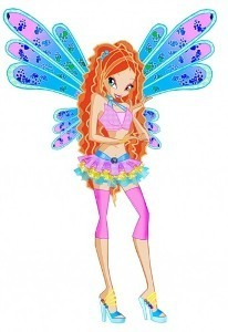 winx new transform - the-winx-club photo