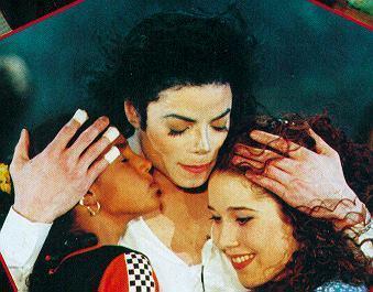* GOLDEN corazón MICHAEL *