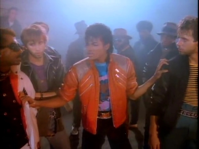 * JUST BEAT IT *