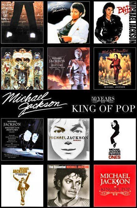 * KING OF música MICHAEL JACKSON *
