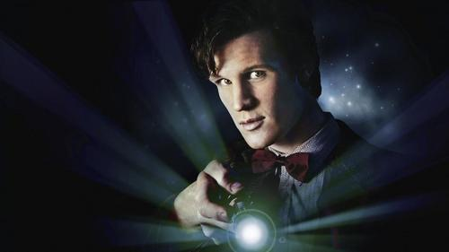 The Eleventh Doctor karatasi la kupamba ukuta titled 11th Doctor shabiki Art