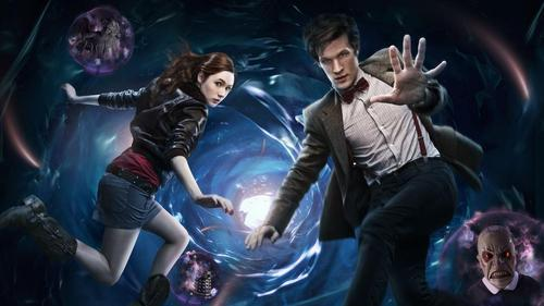 11th Doctor peminat Art