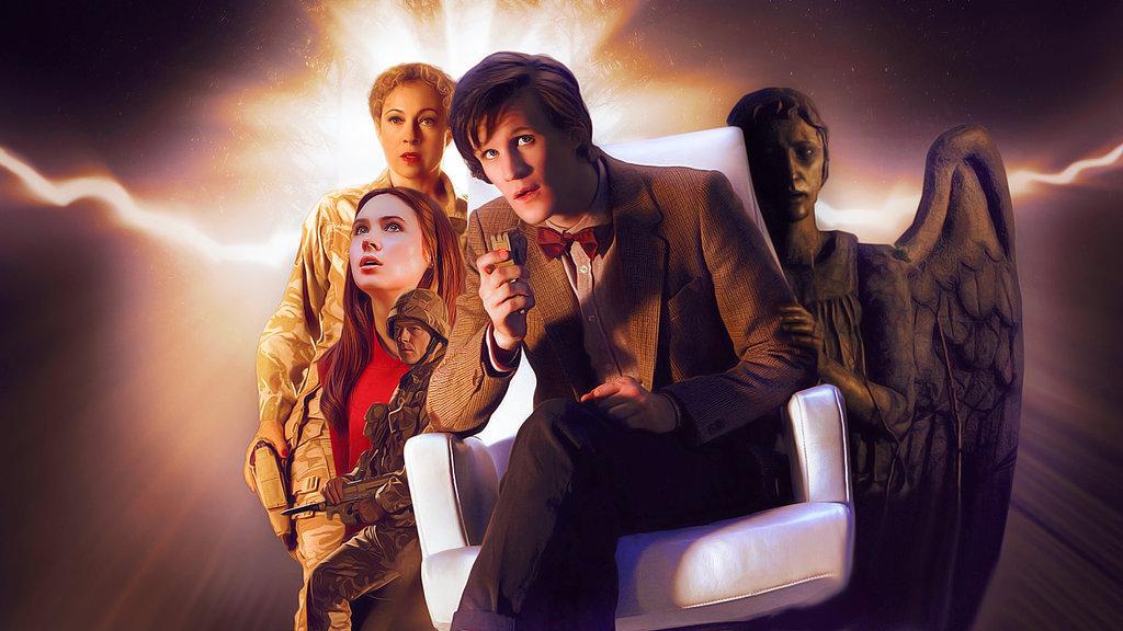 11th doctor fan art the eleventh doctor fan art