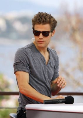 Paul Wesley wallpaper entitled 50th Monte Carlo TV Festival