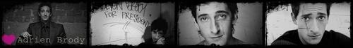 Adrien Brody; Banner