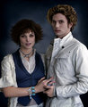 Alice and Jasper - the-cullens-werewolves-vsvolturi photo
