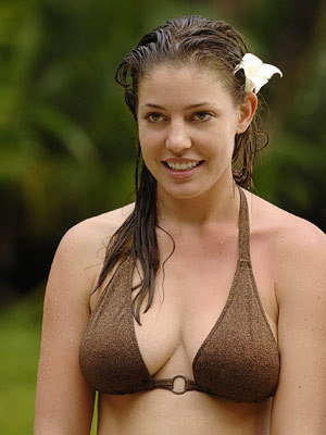 Women of survivor boobs