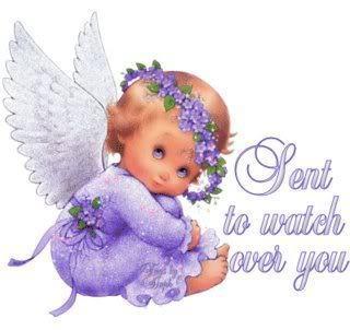 An angel to watch over آپ Berni :)