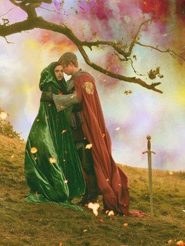 Arthur & Morgana <3 (manip)
