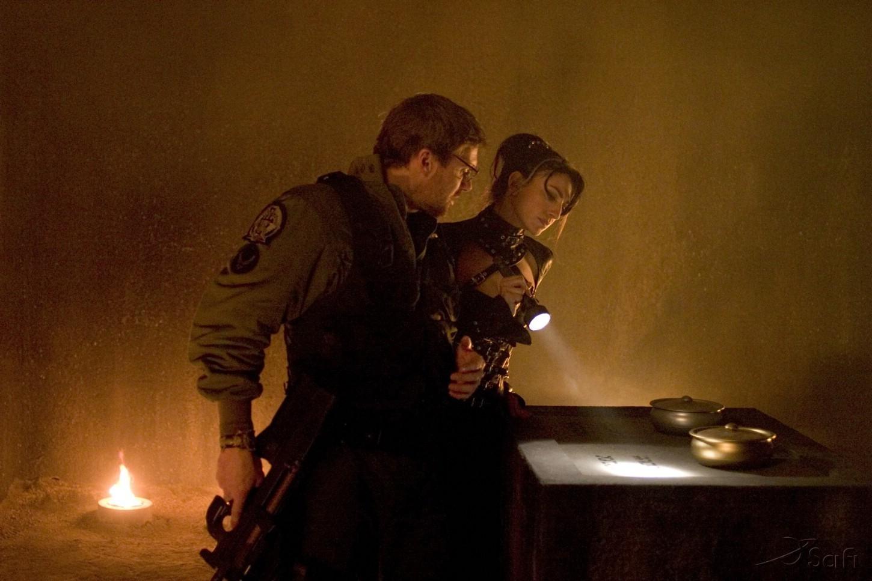 Daniel and Vala-Unending   Stargate, Stargate sg1, Sci fi