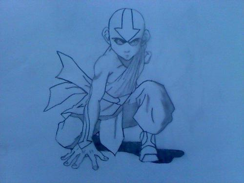 Avatar Charactors Drawings