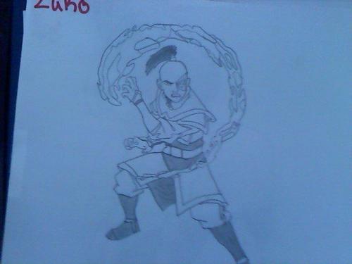 Avatar Charactors Drawings