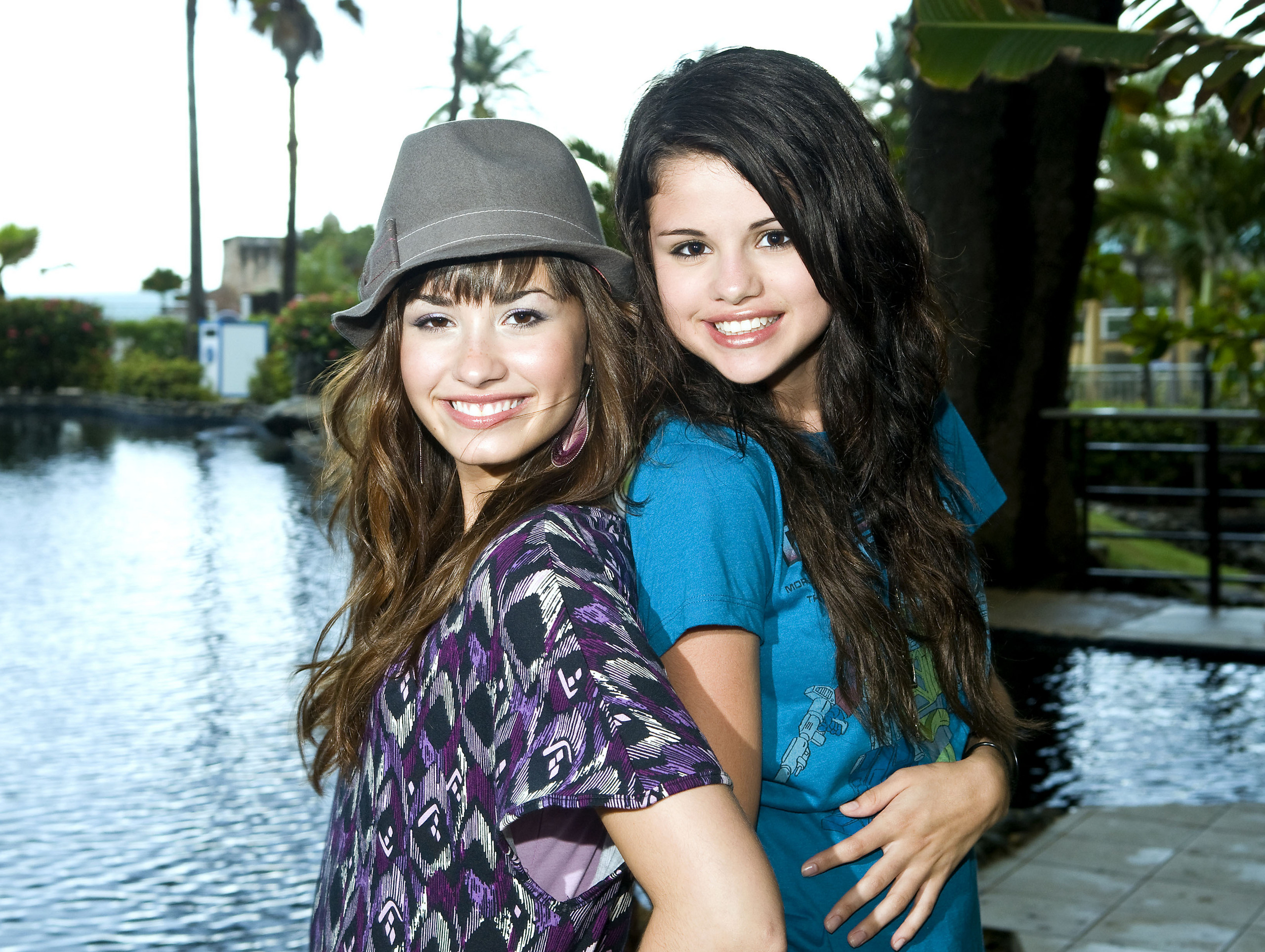 Selena Gomez and Demi Lovato images BFFE HD wallpaper and ...