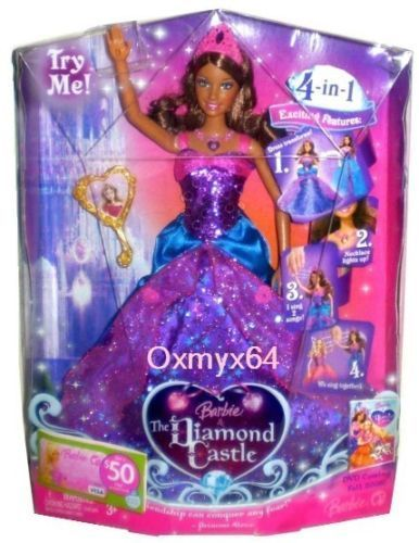 Barbie and the Diamond Castle Alexa doll