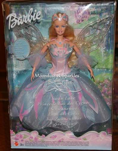 búp bê barbie of thiên nga Lake Odette doll