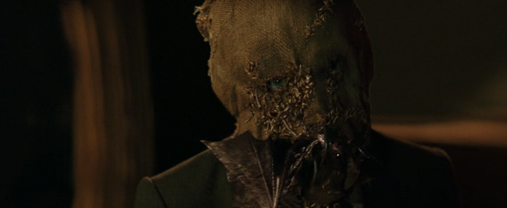 Batman Begins Scarecrow Screencaps Dr Jonathan Crane