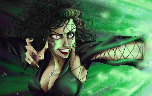 Bellatrix Avada Kedavra 1