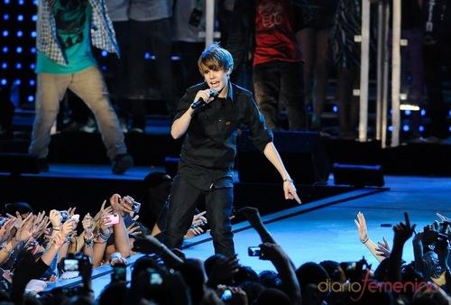 Bieber fever! fotos