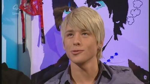 Mitch hewer in celebrity big brother