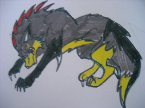 Blackblood Wölfe