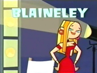 Total Drama Island wallpaper titled Blaineley TDWT