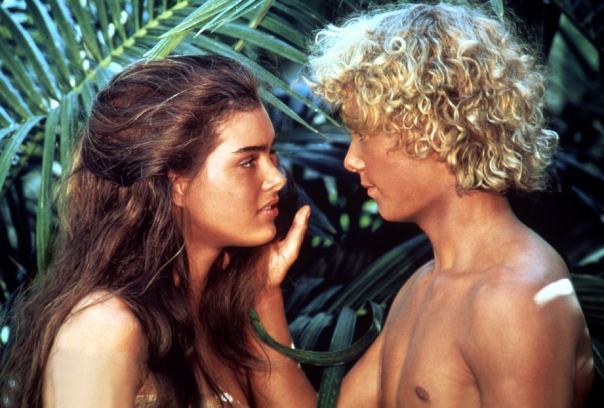 Brooke Shields Blue Lagoon Movie