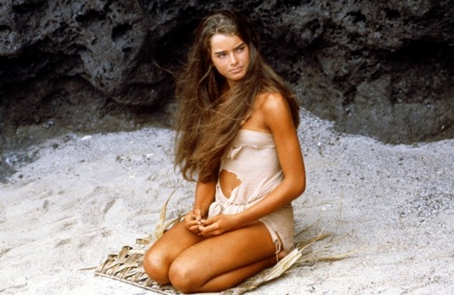 Brooke Shields wallpaper called Blue Lagoon